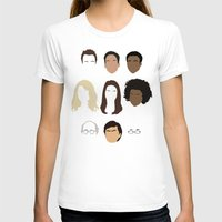 community T-shirts featuring Community by Bill Pyle