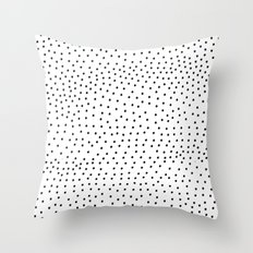 PUNTI Throw Pillow