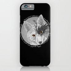 fox and crow  iPhone 6 Slim Case