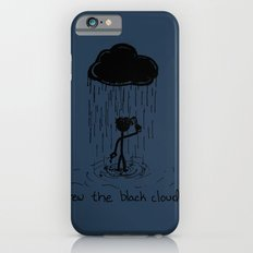 Turn that cloud, upside down! iPhone 6 Slim Case