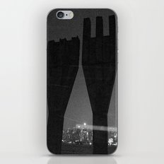 Mysterious Monument with Snow 1 iPhone & iPod Skin