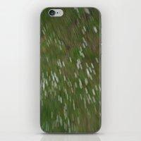 dizzy daisy iPhone & iPod Skin