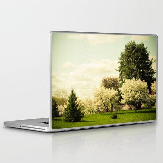 In a Land Far Away Laptop & iPad Skin