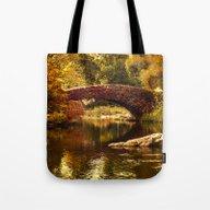 The Gapstow Bridge Tote Bag