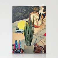 From Nowhere To Nowhere … Stationery Cards