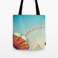 Lazy Afternoon of Fun Tote Bag