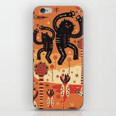 Les Danses De Mars iPhone & iPod Skin