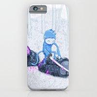 Samurai Monkey iPhone 6 Slim Case