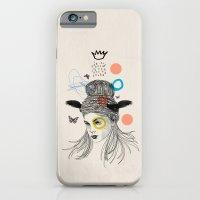 Fool in the Rain iPhone 6 Slim Case