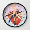Shoe Love Wall Clock