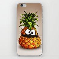 PINEAPPLE | ANANA iPhone & iPod Skin