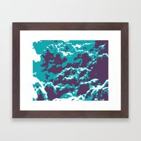 Weightless_2 Framed Art Print