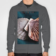 YOU and ME in Structures of Harmony  Hoody