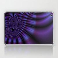 Paint The Town Purple Laptop & iPad Skin