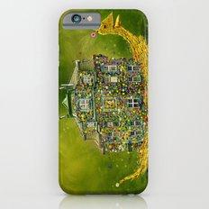 Flowerpower Slim Case iPhone 6s