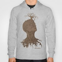 Seeded Truth: Beauty of a growing mind  Hoody