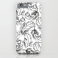 iPhone & iPod Case featuring Feathers by Caitlin Workman