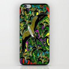 Swallow tailed Kite iPhone & iPod Skin