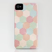 iPhone 4s & iPhone 4 Cases featuring Pastel by According to Panda