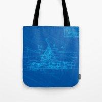 Enchanted Tiki Room Tote Bag