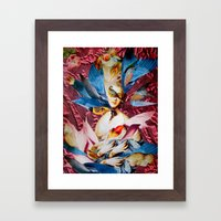 LADY GAINSBOROUGH Framed Art Print