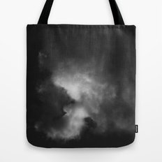Light from the darkness Tote Bag