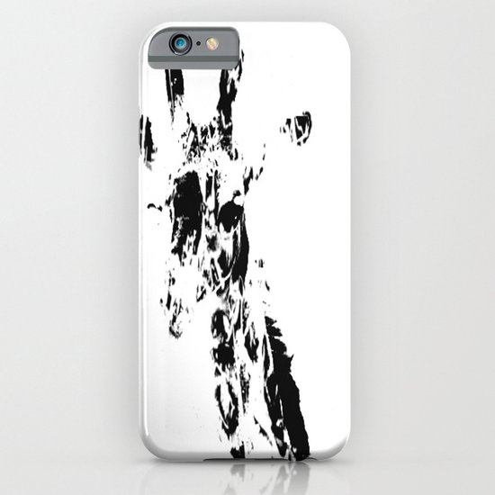 Giraffe Scribble 2 iPhone & iPod Case