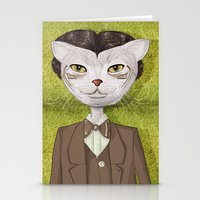 Mr. Jones Stationery Cards
