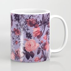 Romantic Floral Pattern Mug
