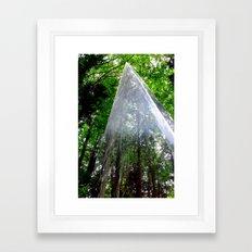 Shard Framed Art Print