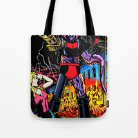 ULTRA-DESTROYER Tote Bag