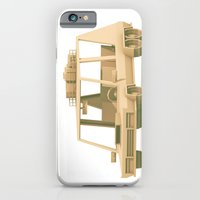 iPhone Cases featuring Station Wagon by Timothy J. Reynolds