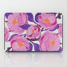 Flower study iPad Case