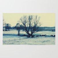 Winter  - JUSTART © Rug