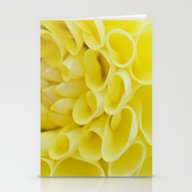Yellow Blossom Stationery Cards