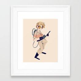 Framed Art Print - Holtzmann - Nan Lawson