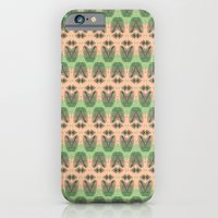 iPhone & iPod Case featuring Peach in the Jungle by NOxLA