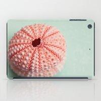 sea urchins series no 1 iPad Case
