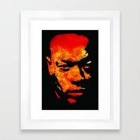 Dre Framed Art Print