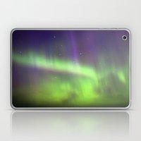 Dancing Lights Laptop & iPad Skin