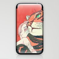 Thunder & Ding iPhone & iPod Skin