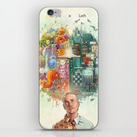 Right & Left iPhone & iPod Skin