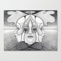 Perception Conception Ex… Canvas Print