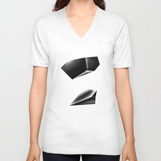 Apokolisis V-neck T-shirt