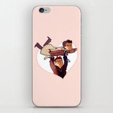 LET ME BE YOUR WINGS iPhone & iPod Skin