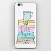 Good Books iPhone & iPod Skin