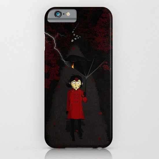 Misforautumn iPhone & iPod Case