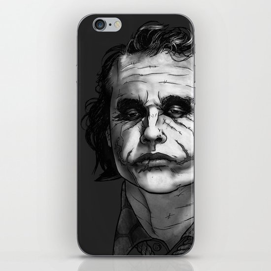 Now I'm Always Smiling // The Dark Knight iPhone & iPod Skin