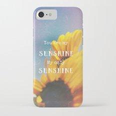 Sunshine iPhone 7 Slim Case