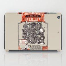 Extraordinarily Useless Utility iPad Case
